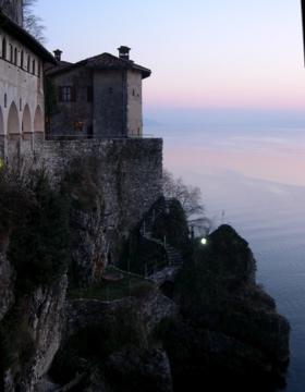 The Monastary of Santa Caterina