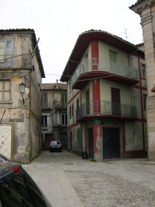 Corner in Serra San Bruno