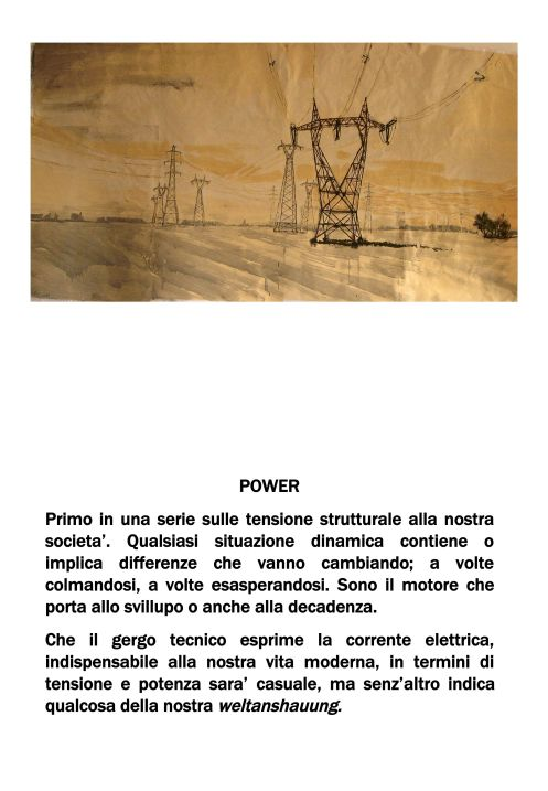 """POWER"" copyright Matthew Broussard 2009 all rights reserved"