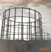 International Poetry Month 2013