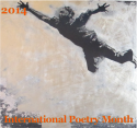 International Poetry Month 2014